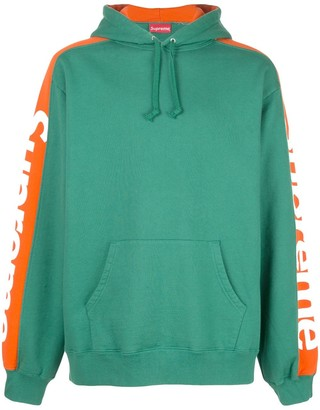 Supreme sideline hooded sweatshirt