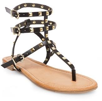 Mossimo Women's Gertie Gladiator Sandals - Mossimo Black $27.99 thestylecure.com