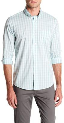 Tailor Vintage Gingham Performance Stretch Shirt