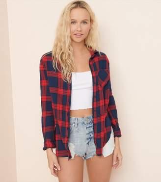 Garage Flannel Girlfriend Shirt