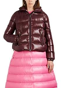 Moncler 1 PIERPAOLO PICCIOLI Women's Ginevra Down-Quilted Puffer Jacket - Red