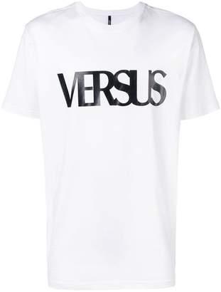 Versus logo printed T-shirt