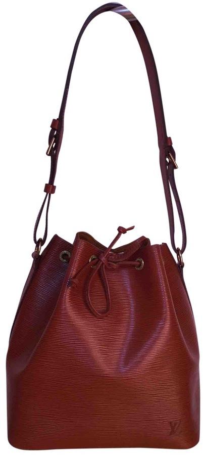 Louis VuittonNoé leather handbag