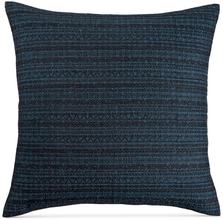 Modern Wave Cotton European Sham, Created for Macy's Bedding