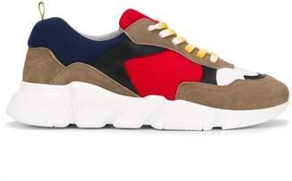 Manuel Ritz colour block sneakers