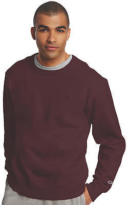 Champion Powerblend Pullover Sweatshirt Activewear - Men's