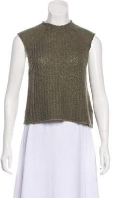 Rag & Bone Sleeveless Cropped Sweater