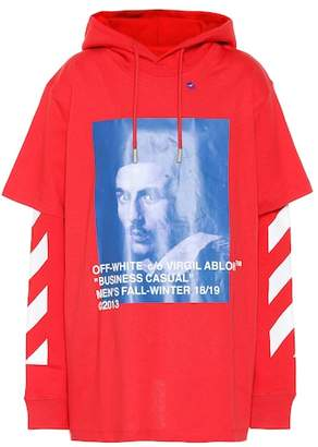Off-White Bernini printed cotton T-shirt