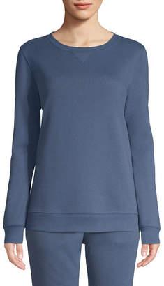 ST. JOHN'S BAY SJB ACTIVE Active Long Sleeve T-Shirt - Tall
