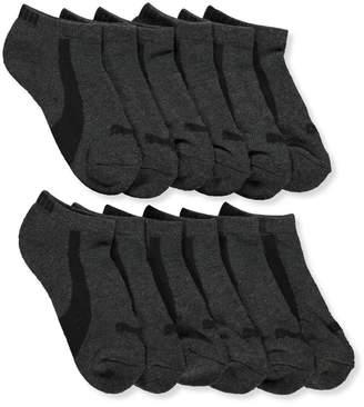 Puma Boys' 6-Pack Low-Cut Socks