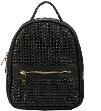 Sole Society Woven Backpack - Nikole
