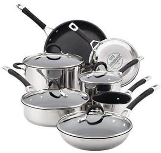 Circulon Momentum 11-Piece Stainless Steel Cookware Set