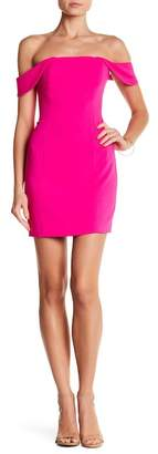 Jay Godfrey Whitney Cutout Mini Dress