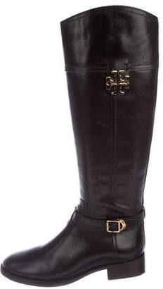 Tory Burch Eloise Leather Boots