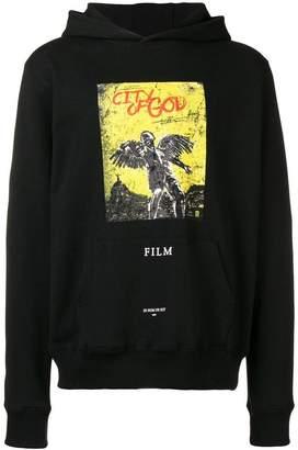 Ih Nom Uh Nit City of God print hoodie