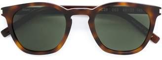 Saint Laurent Eyewear tortoise shell sunglasses