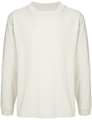 Margaret Howell plain jersey sweater