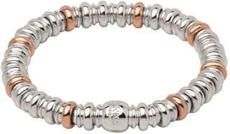 Links of London Sterling Silver & Rose Gold Vermeil Sweetheart Bracelet