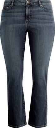 Lauren Ralph Lauren Ralph Lauren Super-Stretch Straight Jean
