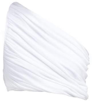 Norma Kamali Diana One Shouldered Bikini Top - Womens - White