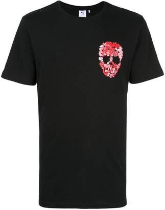Puma skull print T-shirt