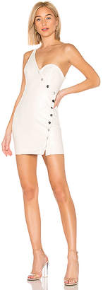by the way. Jackie Button Front Mini Dress