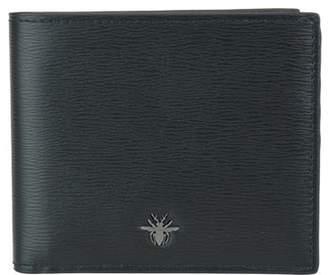 Christian Dior Logo Wallet