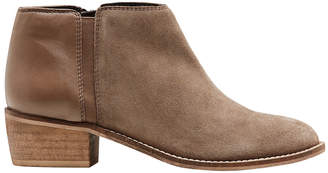 Hush Puppies Delta Taupe Suede Boot
