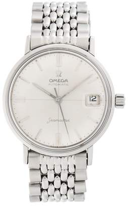 Omega Seamaster Stainless Steel Automatic 34mm Mens Vintage Watch