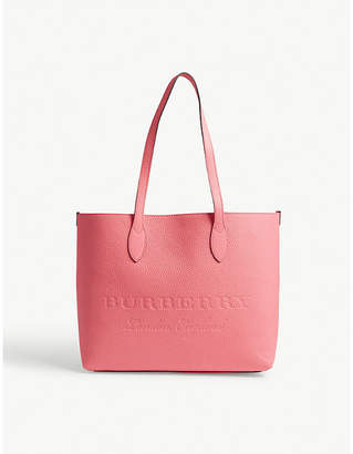 Burberry Remington leather East/West tote