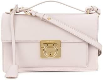 e1865eab05e Salvatore Ferragamo Beige Shoulder Bags on Sale - ShopStyle