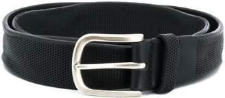Orciani buckled belt