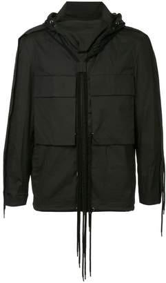 Craig Green long-sleeved shirt jacket
