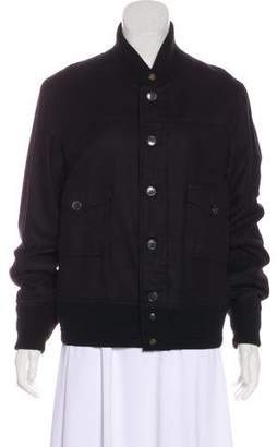 Golden Goose Wool Varsity Jacket