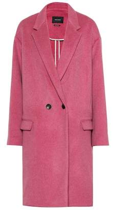 Isabel Marant Filipo wool and cashmere-blend coat