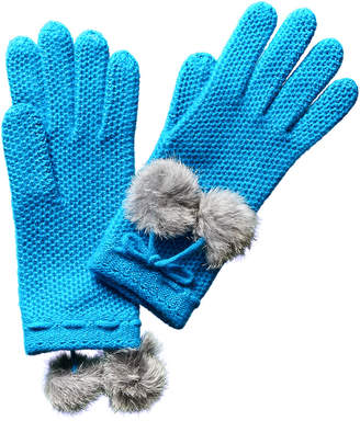 Phenix Knit Cashmere Gloves