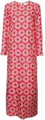 DAY Birger et Mikkelsen La Doublej flower print maxi dress