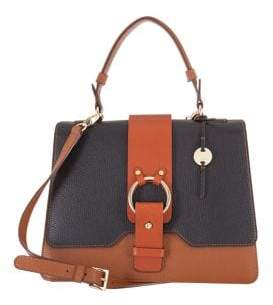 Lodis Rodeo RFID Cher Faux Leather Flap Satchel