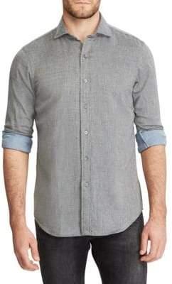 Ralph Lauren Standard-Fit Cotton Shirt
