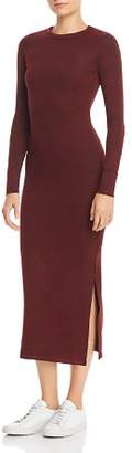 French Connection Sweeter Sweater Knit Midi Dress