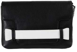 Danielle Nicole Dn Black/white Clutch