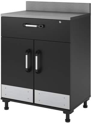 "WFX Utility 41"" H x 29.7"" W x 19.7"" D 2-Door 1 Drawer Storage Cabinet"