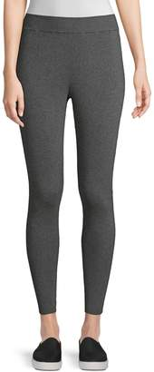 Eileen Fisher Rib-Knit Leggings