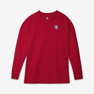 Converse Mountain Club Womens Long-Sleeve T-Shirt