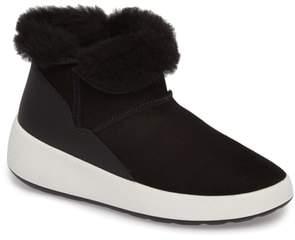 Ecco Ukiuk Genuine Shearling Boot
