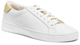 MICHAEL Michael Kors Lace Up Sneakers - Irving