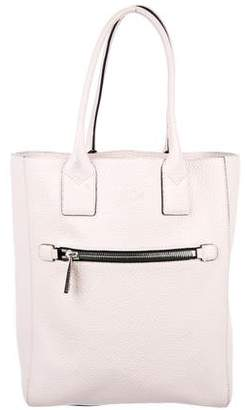 Marc Jacobs Leather Open Tote