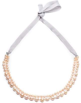 Carolee Knotted Two Row Necklace, 16-36""