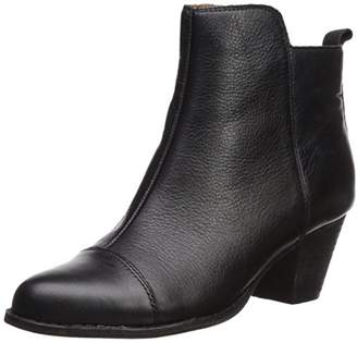 Sixth + Love Women's Martine High Low Ankle Bootie