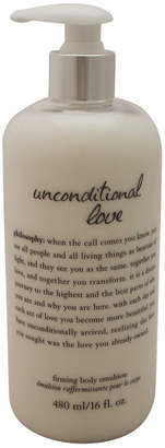 Philosophy Unisex 16Oz Unconditional Love Firming Body Emulsion